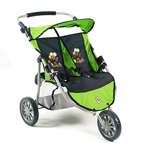 Bayer Chic 2000 697 16 - Zwillings-Jogger Bumblebee, grün