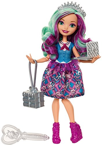 Ever After High Back to School Madeline Hatter Doll (Doll Maddie Hatter)