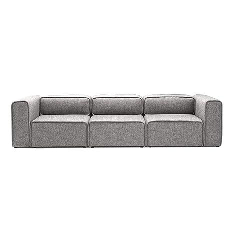 Amazon.com: Modern 3 Seater Modular Sofa - Björn: Kitchen ...