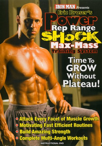 POWER REP RANGE SHOCK MAX-MASS TRAINING SYSTEM with Eric Broser by Bayview Entertainment/Widowmaker