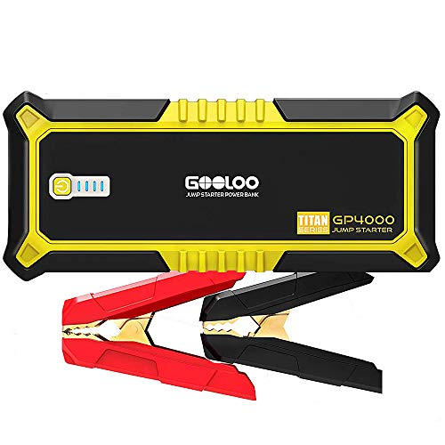 GOOLOO SuperSafe Starter Battery Portable product image