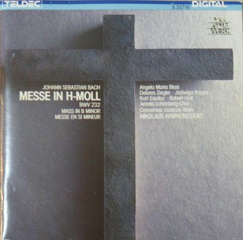 Johann Sebastian Bach - Mass in B Minor (Messe in H-Moll)