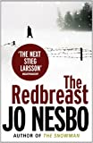 Front cover for the book The Redbreast by Jo Nesbo