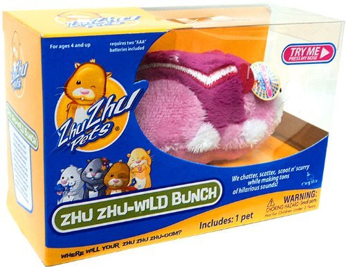 Zhu Zhu Pets Wild Bunch Toy Jelly [並行輸入品] B074VBJLT8