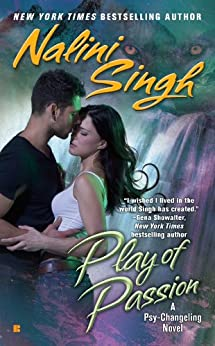 Play of Passion (Psy/Changeling Series Book 9) by [Singh, Nalini]