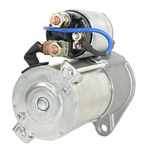 DB Electrical SDR0351 Starter For Suzuki Reno 2.0L 05-08 //Forenza 2.0L 04-08 //Chevy Optra 2.0L 04-08 //Delco 96473777 //General Motors 96450663