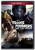DVD : Transformers: The Last Knight