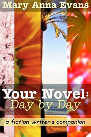 book cover of Your Novel, Day by Day