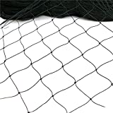25' X 50' Net Netting for Bird Poultry Aviary Game
