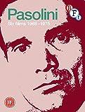 Pasolini Collection 1968 - 1975 (Six Films) - 7-Disc Box Set ( Teorema / Medea / Il Decameron / I racconti di Canterbury / Il fiore delle mil [ NON-USA FORMAT, Blu-Ray, Reg.B Import - United Kingdom ]