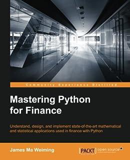 Python for Finance: Analyze Big Financial Data: Amazon co uk