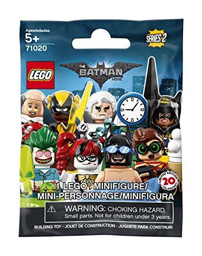 Review LEGO 71020 Minifgure THE