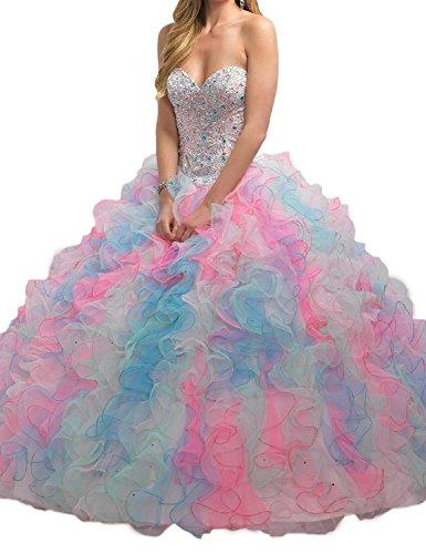 Quinceanera Dress Designers - 1