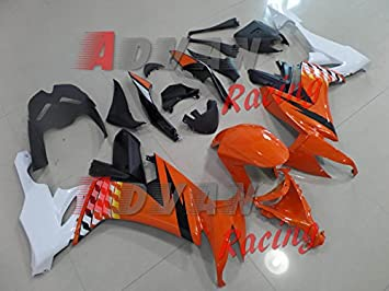 Amazon.com: Moto Onfire Plastic Bodywork Fairings Kits For ...