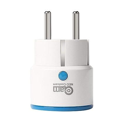NAS-WR01ZE Z-Wave Enchufe de alimentación inteligente ...