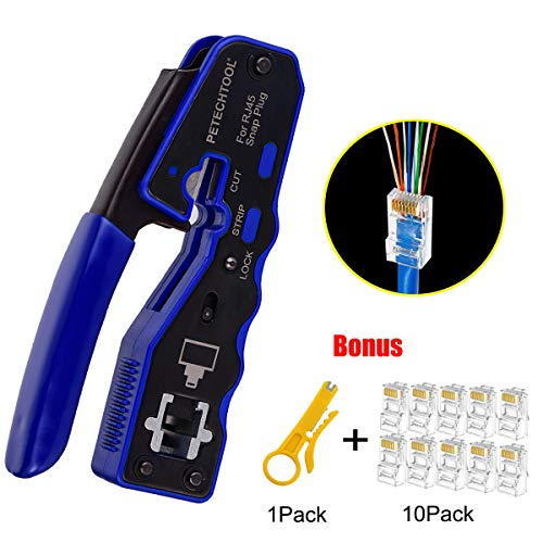 RJ45 Crimper Tool Kit