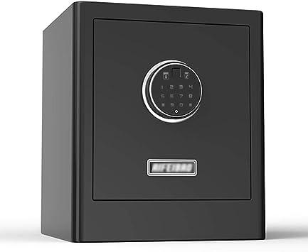 GYH Cajas fuertes Caja Fuerte Pequeña Antirrobo, Mini Huella Digital Invisible de 25/35/45 Cm