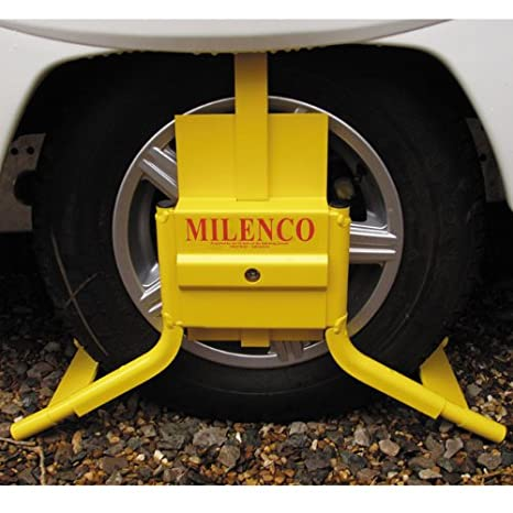Milenco C14 - Cepo para caravana