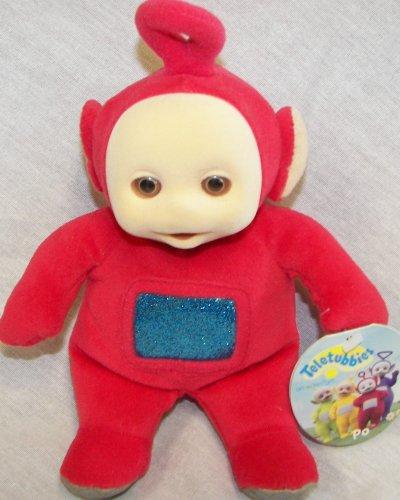 Review Teletubbies Po Beanie Doll