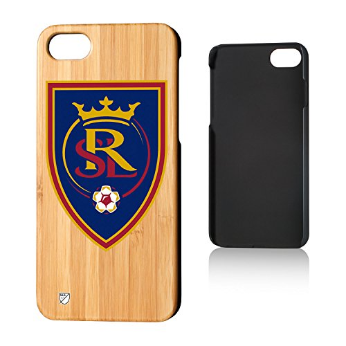 Keyscaper MLS Real Salt Lake Insignia Case for iPhone 8/7, Wood by Keyscaper
