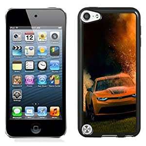 Designed For SamSung Galaxy S4 Case Cover Bumblebee Camaro in Transformers 4 Phone