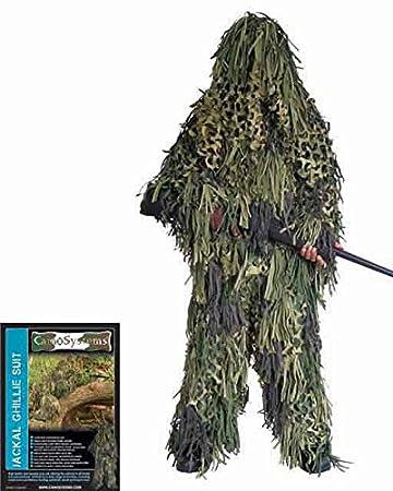 57c2211dc11 Ghillie Jackal Jungle Camo Gr.2: Amazon.de: Sport & Freizeit