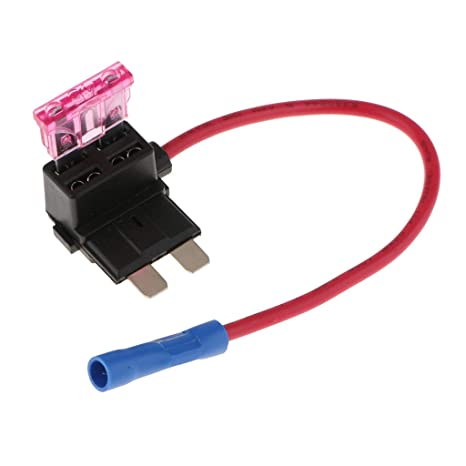 Amazon.com: Add A Circuit Tap Micro Blade Fuse Holder Local ... on