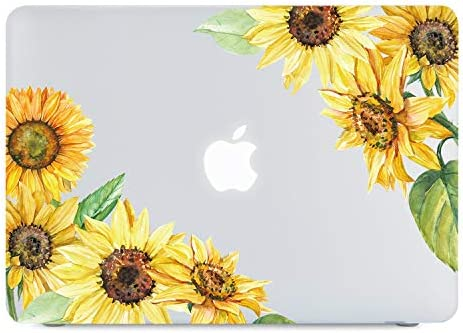 Sunflower Soft Touch Rubberized Protective Keyboard
