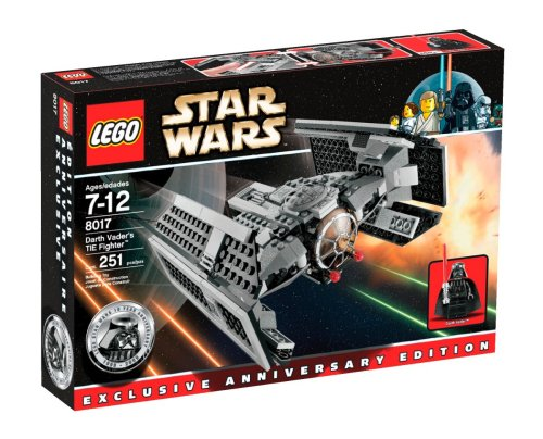 LEGO Star Darth Vaders Fighter dp BGMZR