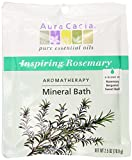 Aura Cacia Aromatherapy Mineral Bath Inspiration Description: Refreshes the body, revitalizes the mind and inspires the spirit. Free Of Animal testing, synthetic fragrances, colors, preservatives and paraben. Disclaimer These statements have not been...