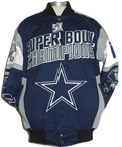 es Super Bowl Championship Twill 2017 Jacket (Twill Championship Jacket)