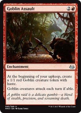 Goblin Assault - Foil -