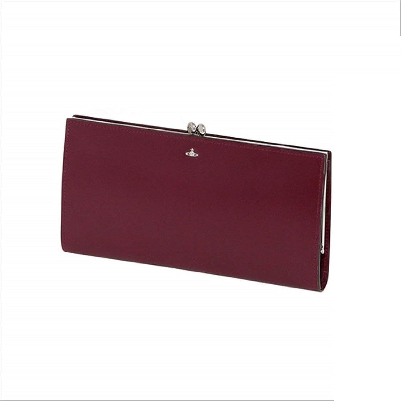ヴィヴィアンウエストウッド Vivienne Westwood 財布 長財布 SIMPLE TINY ORB 口金長財布 がま口 長札入 B077YSH6K1  ブラック