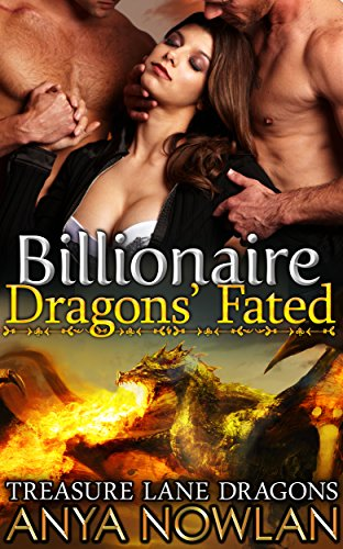 Billionaire Dragons Fated Paranormal Treasure ebook