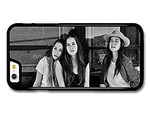 AMAF ? Accessories Haim Band Girls Black & White Portrait case for iPhone 6