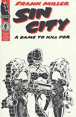 Sin City: A Dame to Kill For #5 (A Dame To Kill For Graphic Novel)