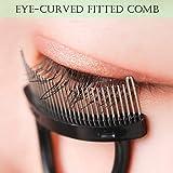 Eyelash Comb, Eyelashes Separator Curler Makeup