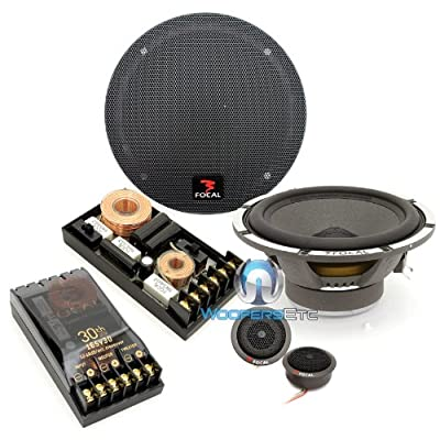 """P165 V30 - Focal 6.5"""" 160 Watts 2-Way Component Speakers System - 4047052 , B00EDUDW3K , 454_B00EDUDW3K , 501.99 , P165-V30-Focal-6.5-160-Watts-2-Way-Component-Speakers-System-454_B00EDUDW3K , usexpress.vn , P165 V30 - Focal 6.5"""" 160 Watts 2-Way Component Speakers System"""