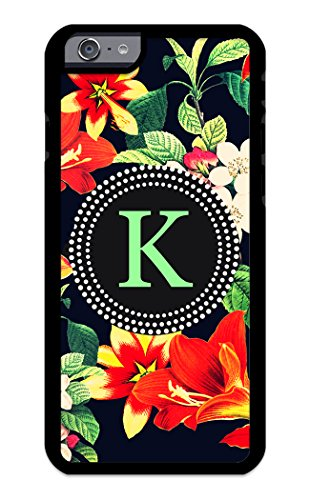 Custom Phone Case iPhone 7 PLUS , iPhone 8 PLUS Case iZERCASE Monogram Personalized Floral Collection Daffodil Floral Pattern for Apple iPhone 7 PLUS , iPhone 8 PLUS (7 Piece Daffodil Collection)