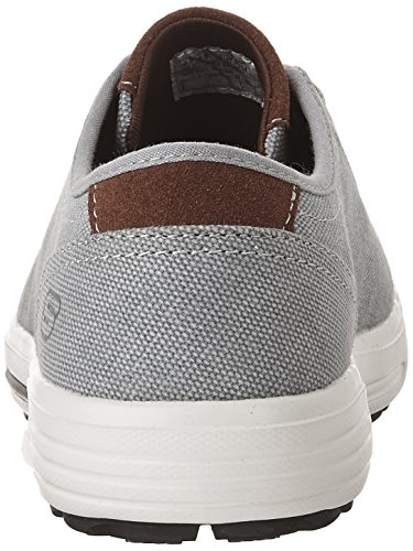 Trainers 7 up Skechers Grey AU 'Porter Mento' Lace Mens Navy YYpxqf