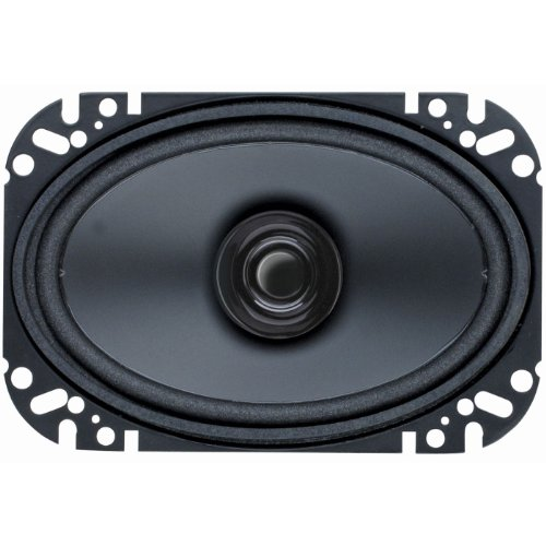 BOSS Audio BRS46 120 Watt, 4 x 6 Inch, Full Range, Replacement Car Speaker (Sold individually) primary
