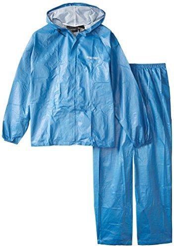 Frogg Toggs Ultra-lite2 Rain Suit W/stuff Sack - Xx-large, Blue Size: XX-Large Color: Blue, Model: 1543-0682, Car & Vehicle Accessories / Parts