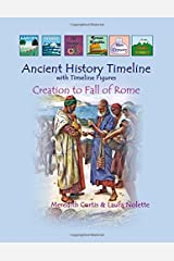 Ancient History Timeline with Timeline Figures: Creation to Fall of Rome (Teach History the Fun Way)