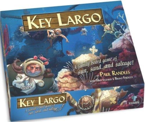 Key Largo Board Game by Paizo Publishing