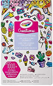 Crayola Creations Colourable Book Stickers