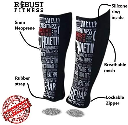 Robust Fitness Shin Guards