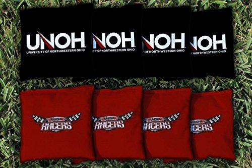 Naia交換Corn Filled Naia交換Corn Cornhole Bag Set Naiaチーム: Northwestern Ohio Northwestern Ohio Racers B00KVL38DE, 【別倉庫からの配送】:6b9b444d --- sharoshka.org
