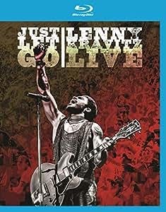 Just Let Go Lenny Kravitz Live [Blu-ray]