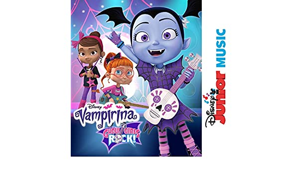 Disney Junior Music: Vampirina - Ghoul Girls Rock! by Cast - Vampirina on Amazon Music - Amazon.com