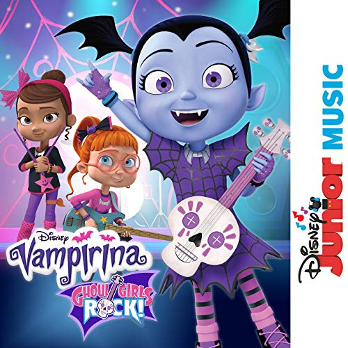 Disney Junior Music: Vampirina.